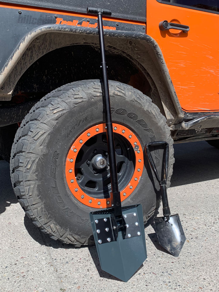 DMOS Delta Shovel: The Ultimate Adventure Tool?