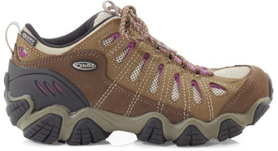 Oboz Sawtooth Low BDry Hiking Shoes