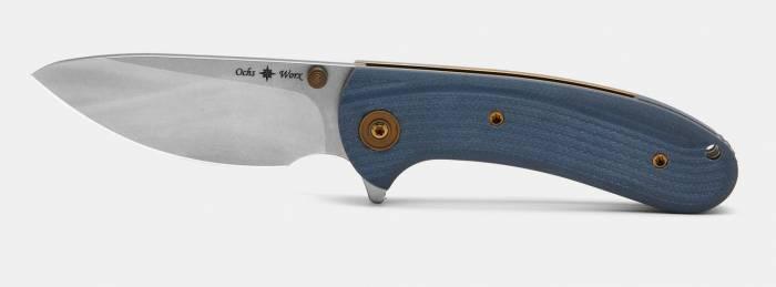 Drop x Ochs Lynx folding knife
