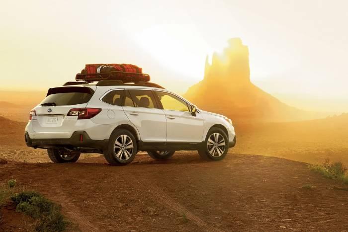 Scrapped: Subaru Junks 2,000 New Outbacks Amidst Recall