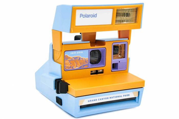 Snap, Flash, Print: Parks Project Launches Retro Polaroid Camera