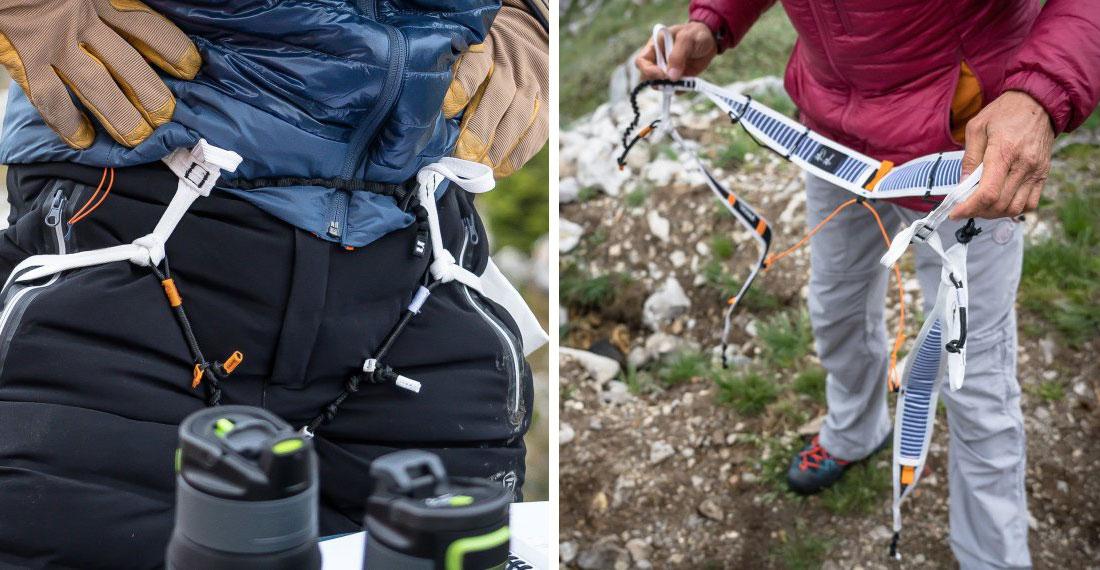 Petzl Fly climbing harness