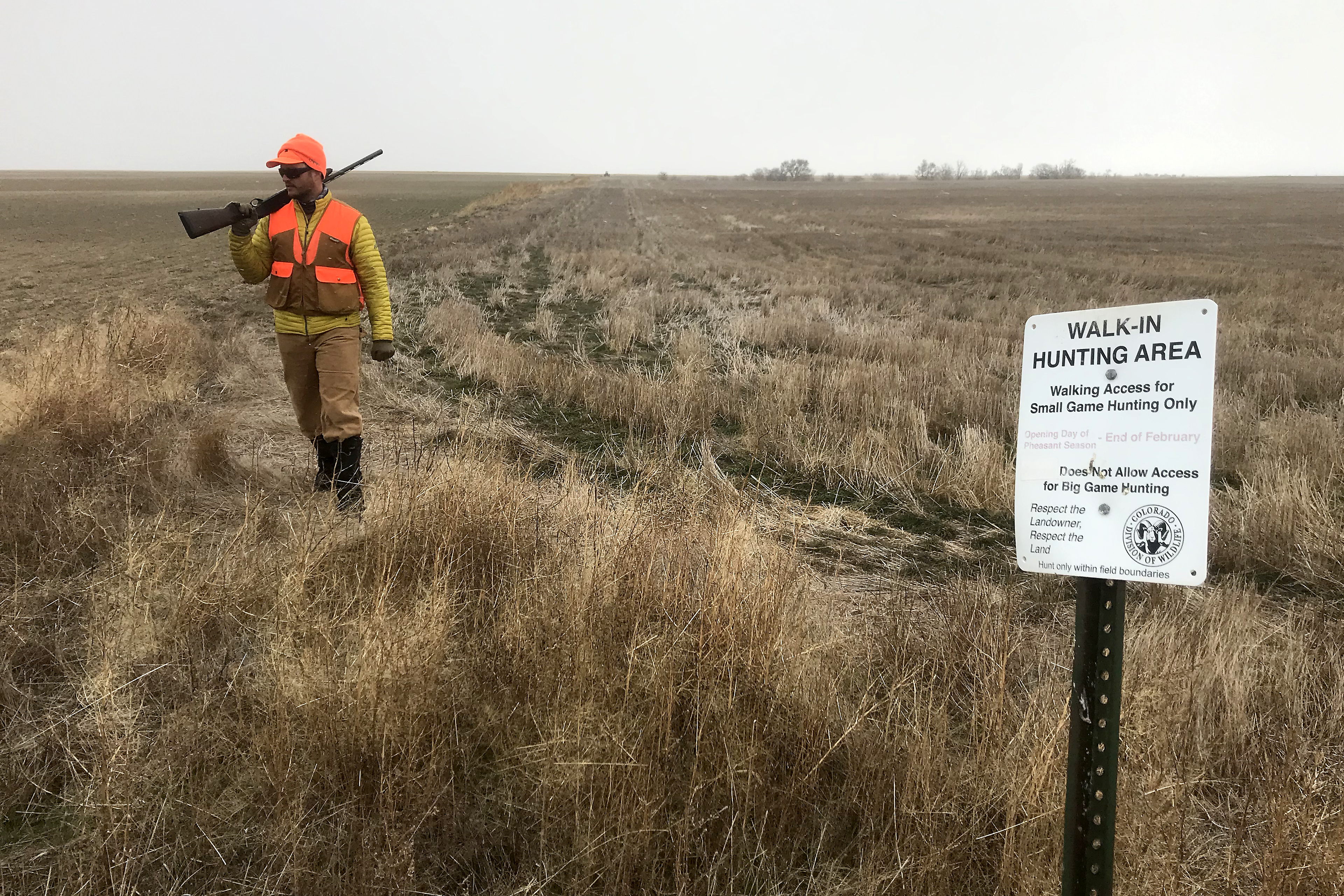 Colorado Opens 100,000 Acres of State Land to Hunting