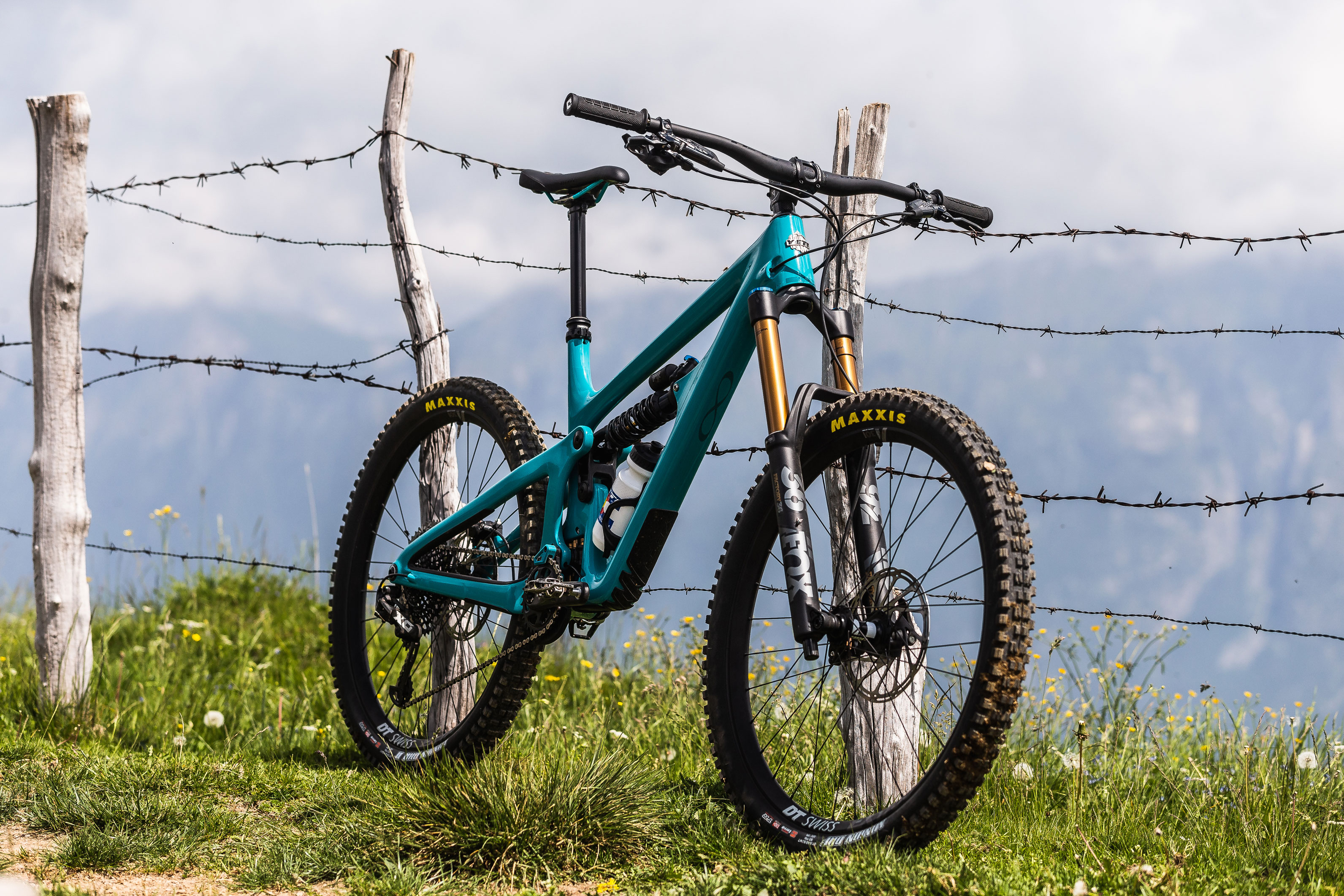 Yeti SB165 mountain bike