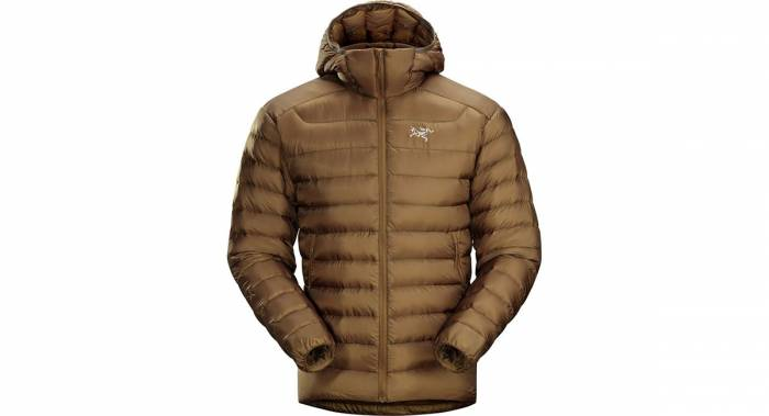 Arc'teryx Cirium LT Hooded Down Jacket