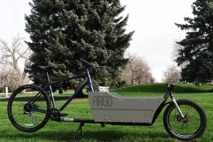 Argo Cargo Bike and Electrify Kits