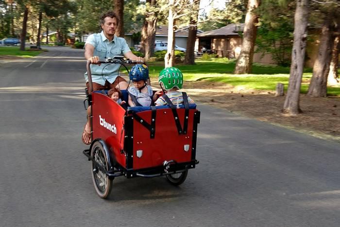 Bunch Original Family Cargo Bike