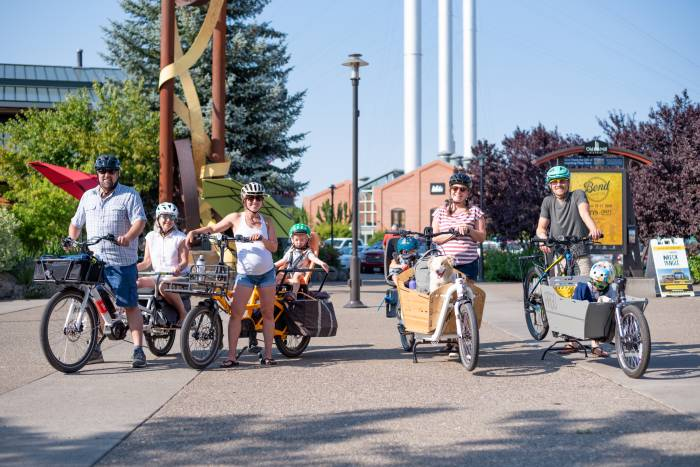 Testing Electric Cargo Bikes with kids, dogs, groceries, and large loads