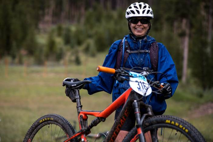 Grieving Racer Rides 6-Day Breck Epic in Husband's Name