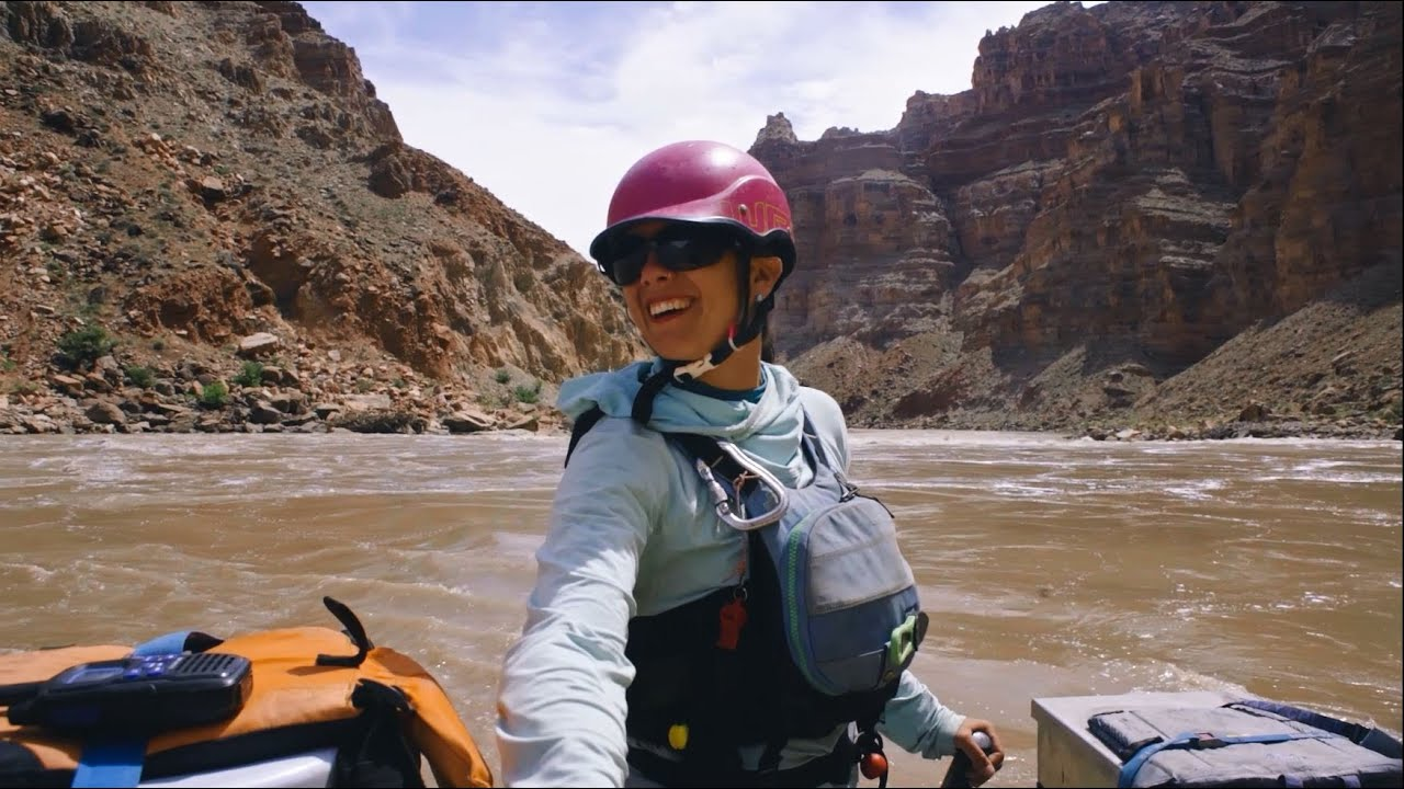 Meet Derby, the Kayaking Queen of Cataract Canyon | GearJunkie