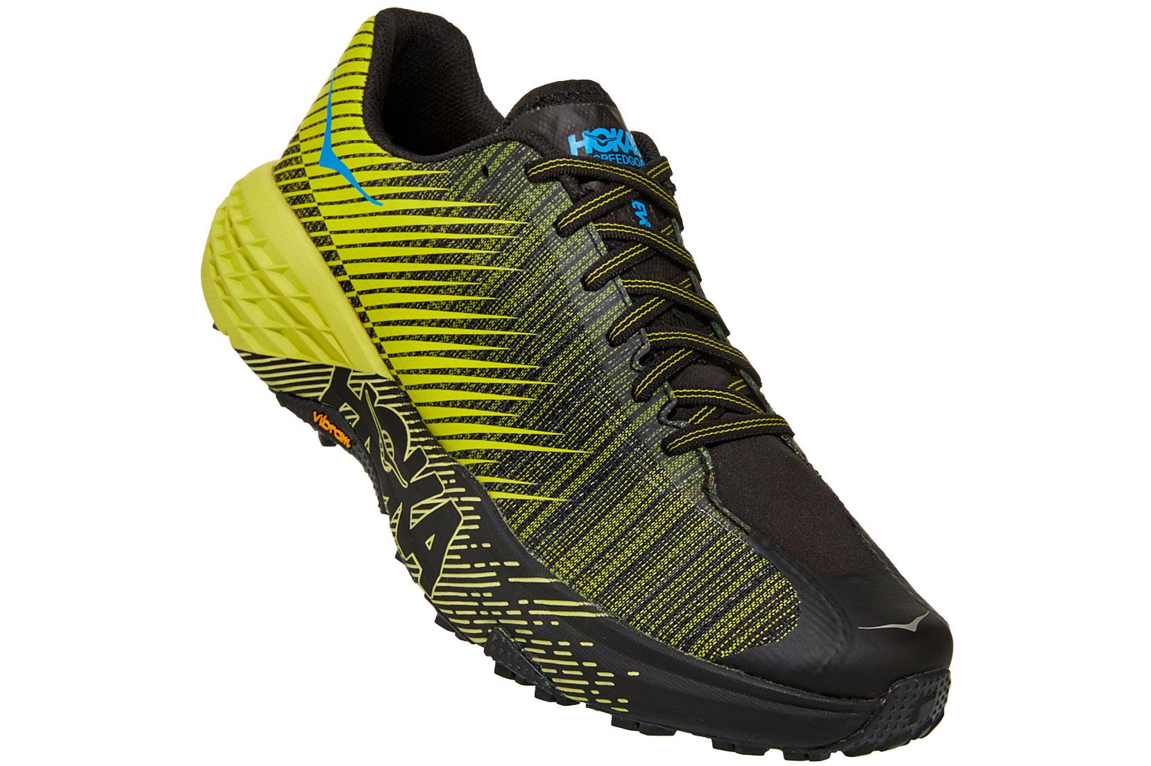 HOKA ONE ONE EVO Speedgoat trail-running shoe