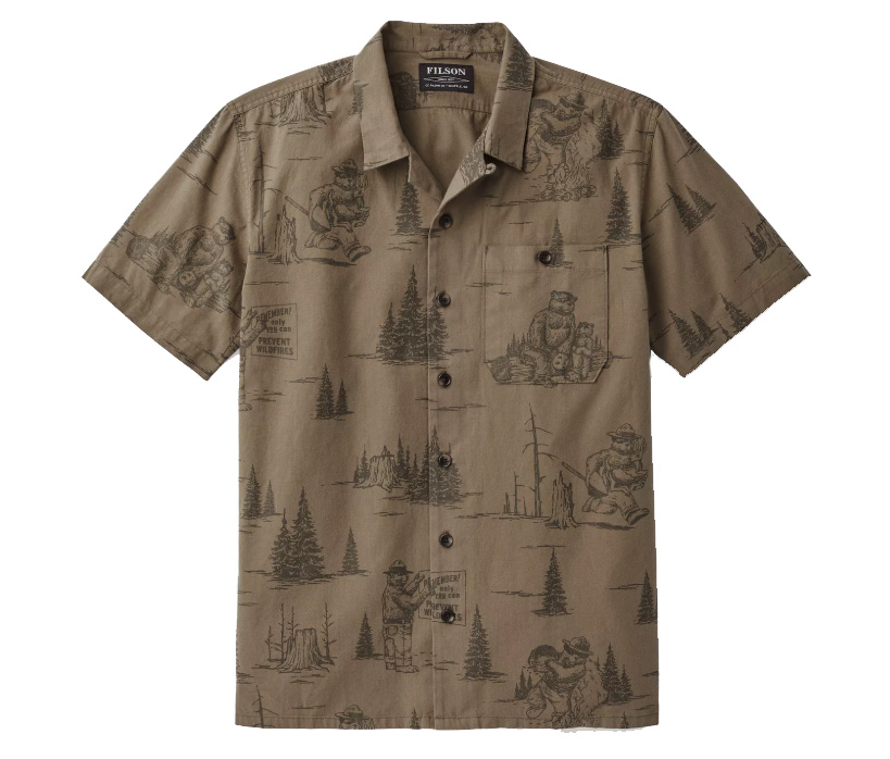 Filson Smokey Bear Camp Shirt (sponsored)