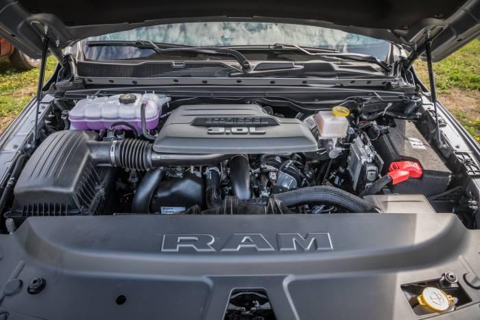 2020 RAM 1500 3.0-liter V-6 EcoDiesel