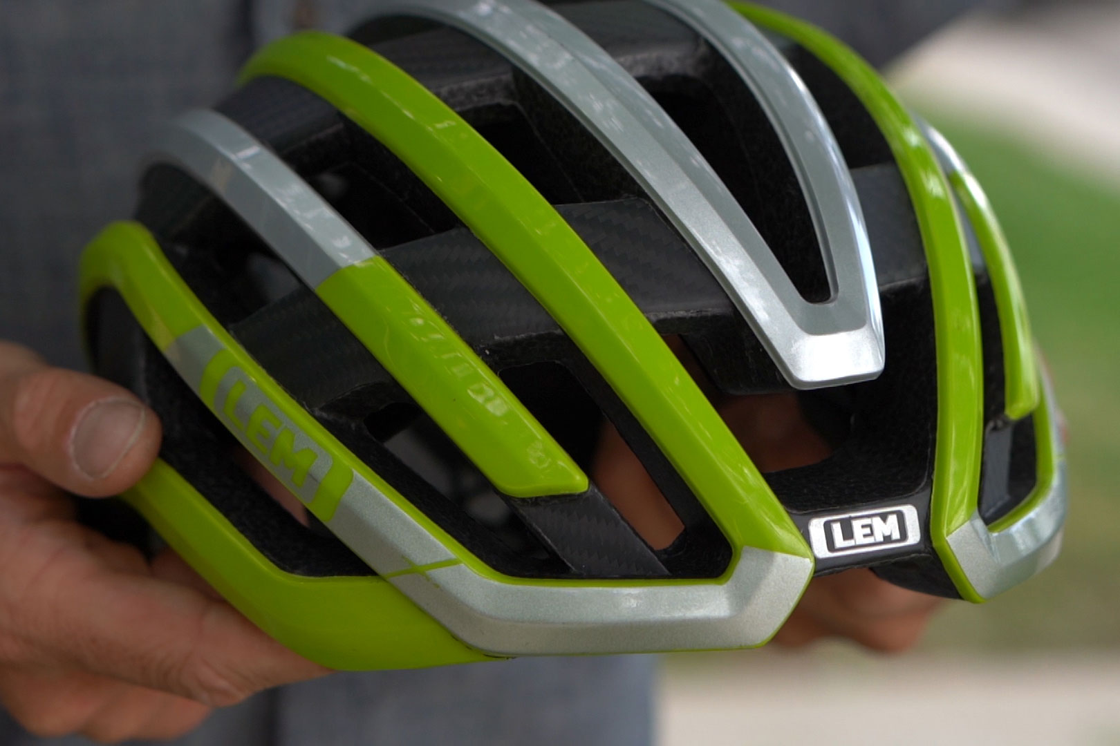 LEM MotivAir cycling helmet review