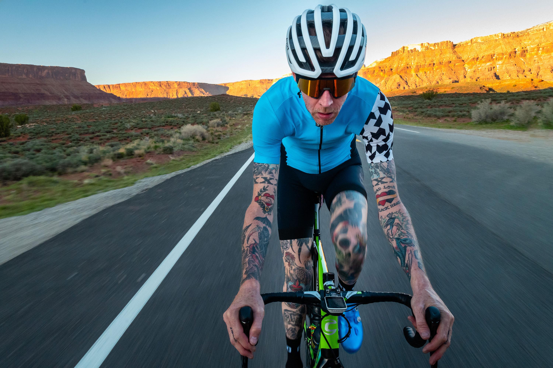LEM MotivAir cycling helmet