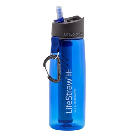 LifeStraw Go Travel Water Bottle (sponsored)