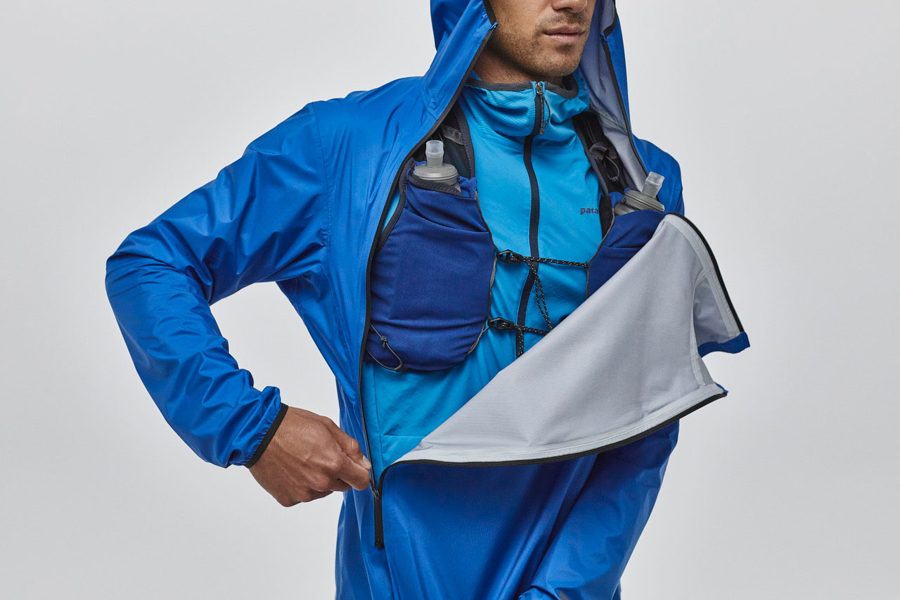 Patagonia Storm Racer Jacket high endurance kit