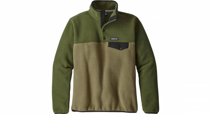 Patagonia Synchilla Lightweight Fleece