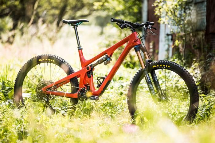 Yeti Cycles SB140 Turq Mountain Bike Frame