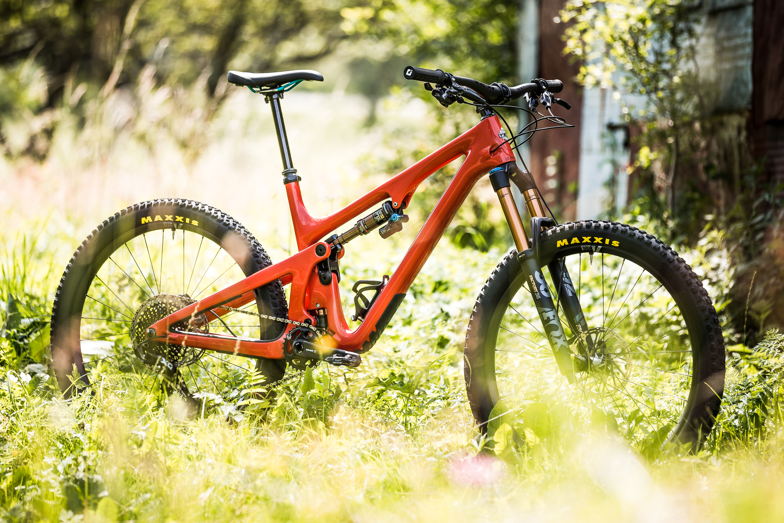 Yeti SB140 Review: The SB5 Grows Up and Is Ready to Rip