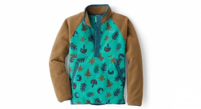 REI kids' fleece