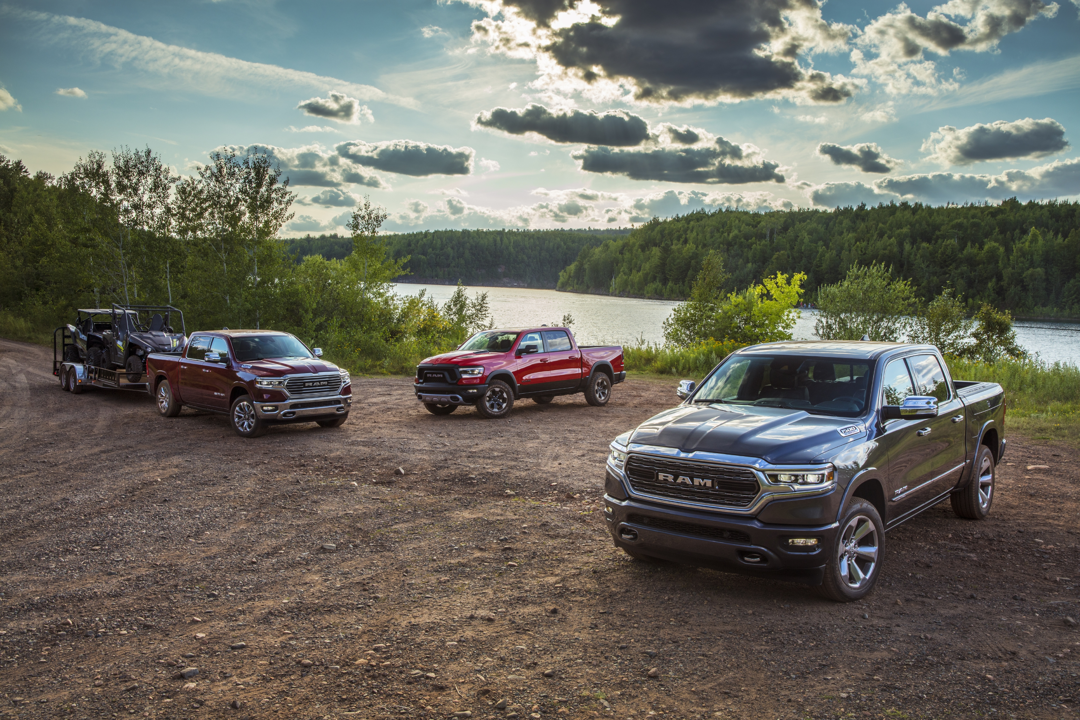 2020 Ram 1500 Test Drive Does The Ecodiesel Deliver