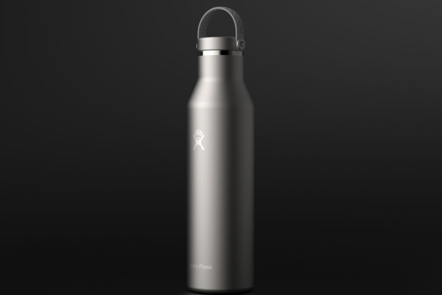 Hydro Flask Trail Series Ultralight Titanium bottle