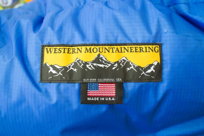 Western Mountaineering Puma Gore WS Sleeping Bag