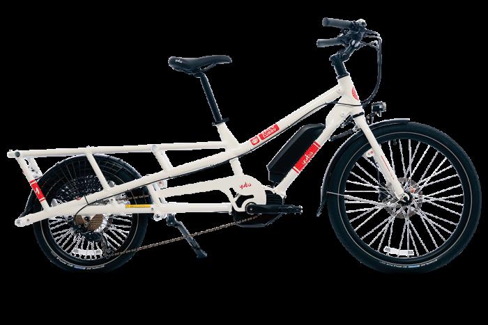 Yuba Spicy Curry Bosch Cargo Bike