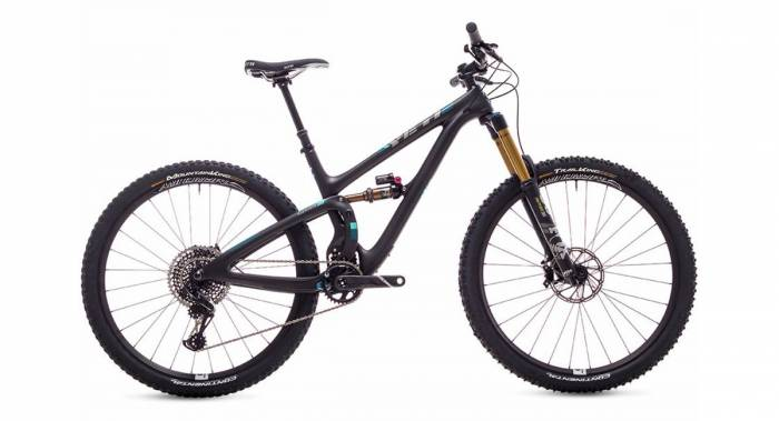 Yeti Cycles SB5.5 T-Series X01 Eagle Complete Mountain Bike