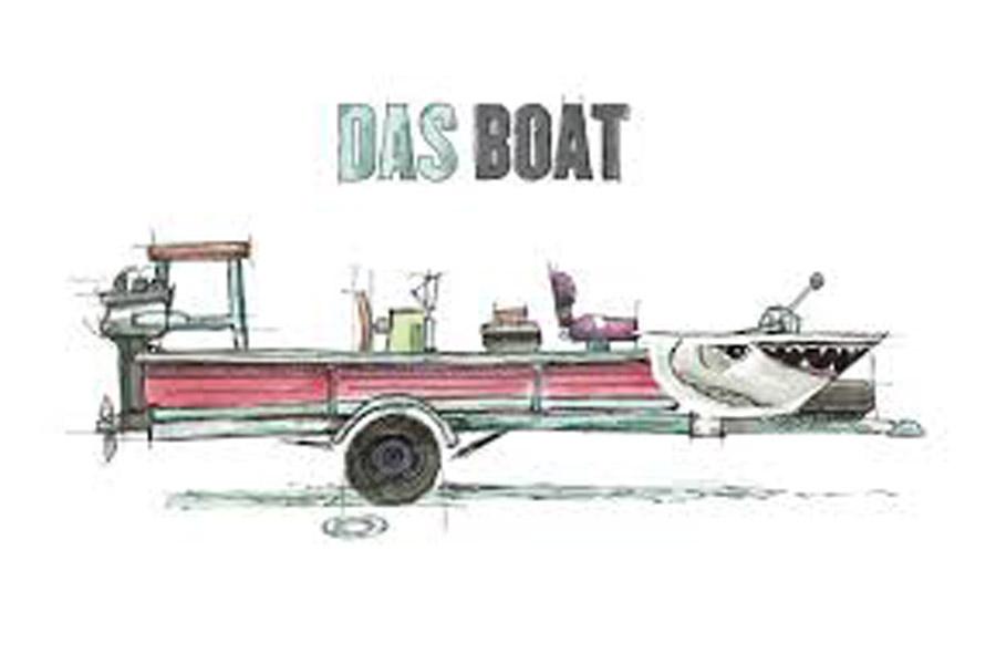 MeatEater Releases New Fishing Series 'Das Boat' | GearJunkie