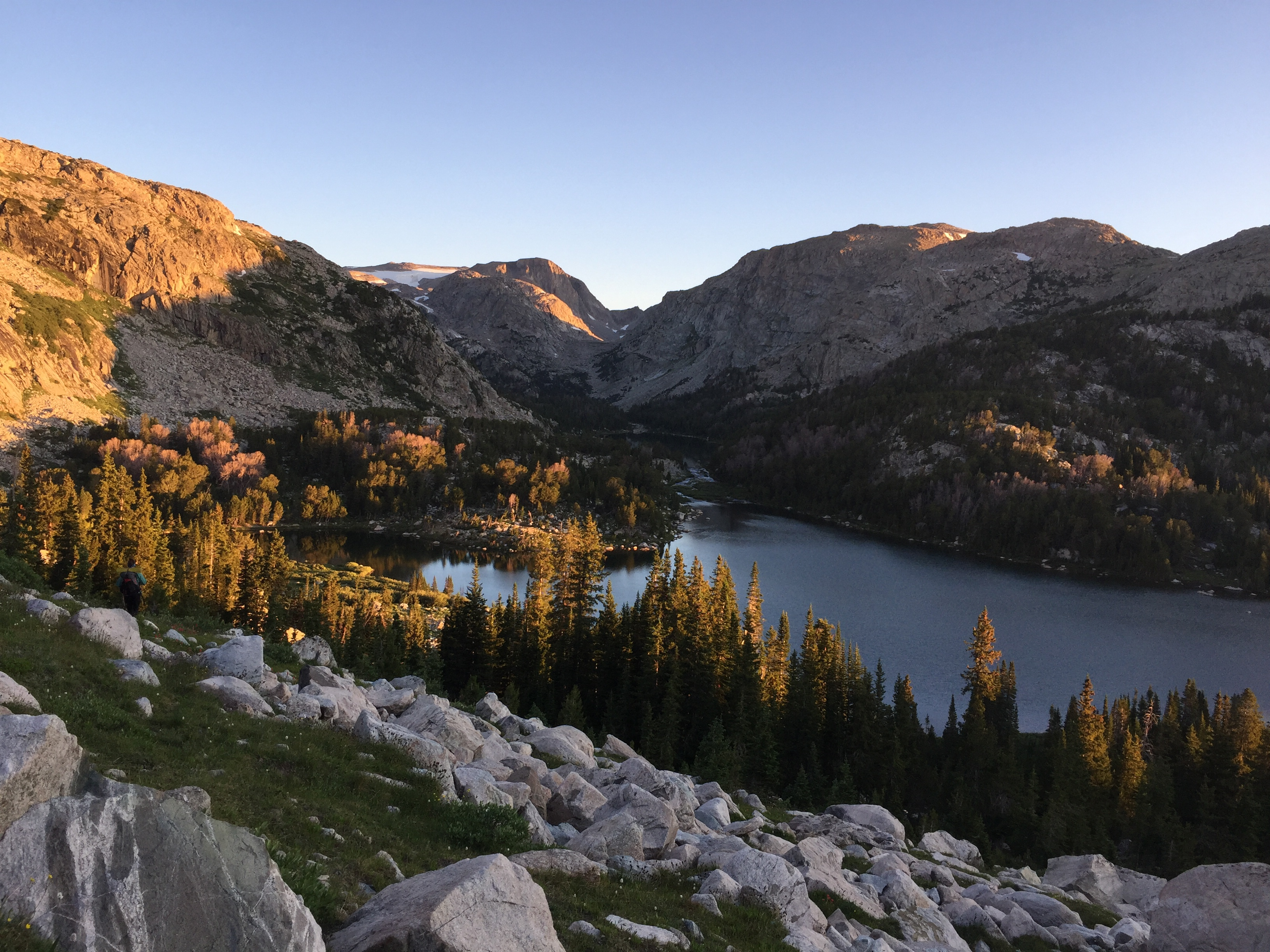 Wind River Range High Route FKT