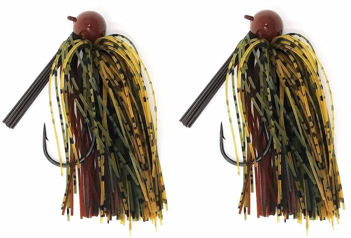 Reaction Tackle Tungsten Football Jigs