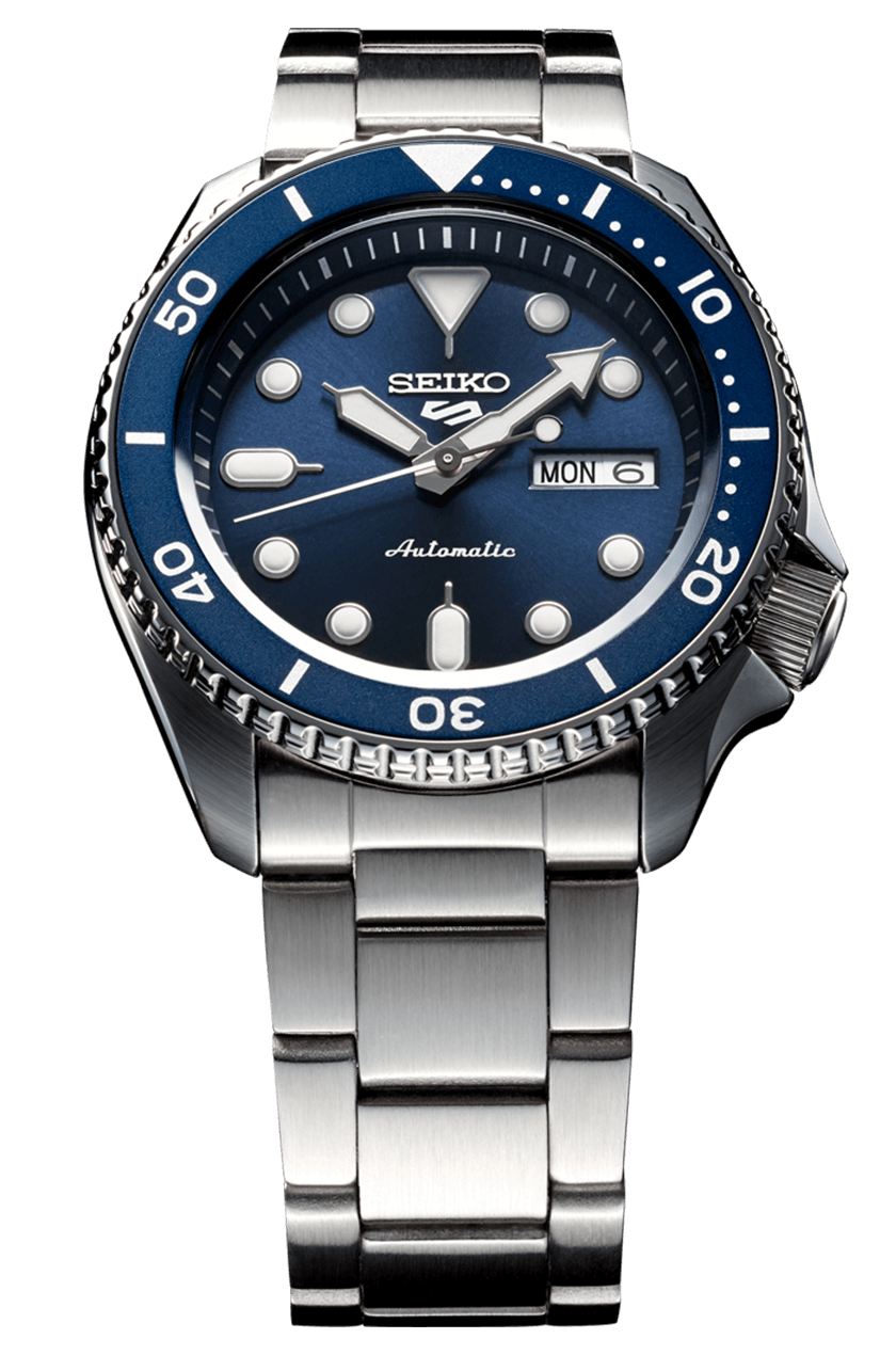Higher Caliber: Seiko Watches Relaunches the Seiko 5 Sports Lineup