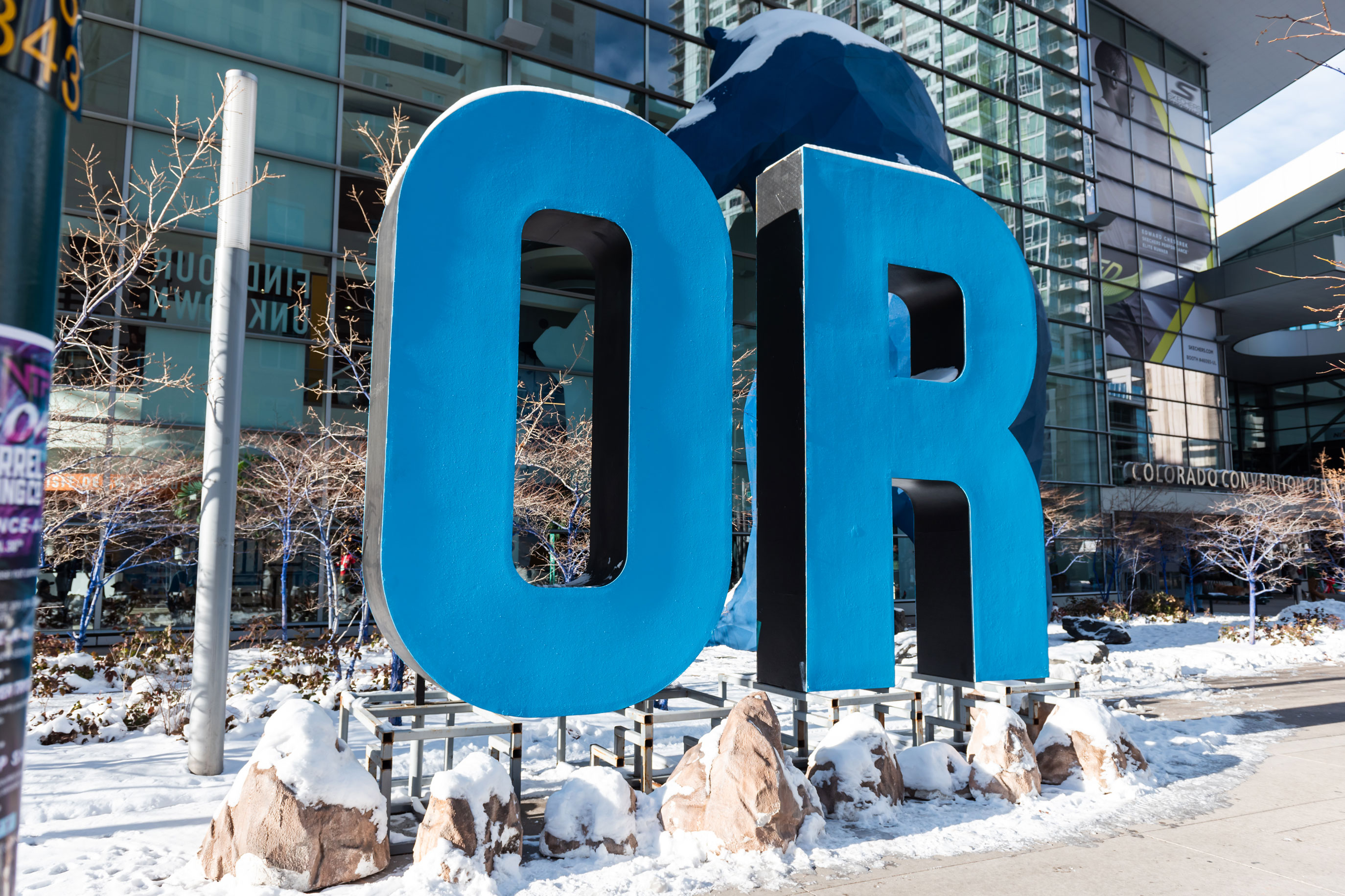 Outdoor Retailer Winter Market Snow Show