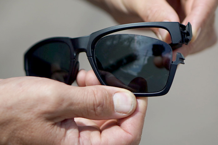 Smith Caravan MAG Sunglasses Review: Switch Lenses Quick | GearJunkie