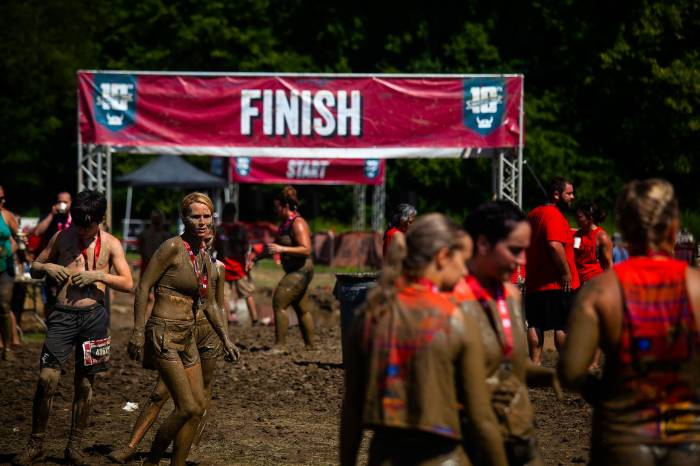 Warrior Dash Out of Business: All Races Canceled