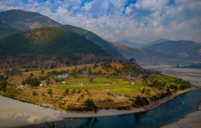 Bheri River Nepal