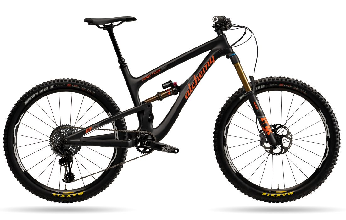 Alchemy Bicycles Arktos 27.5 Mountain Bike Sale