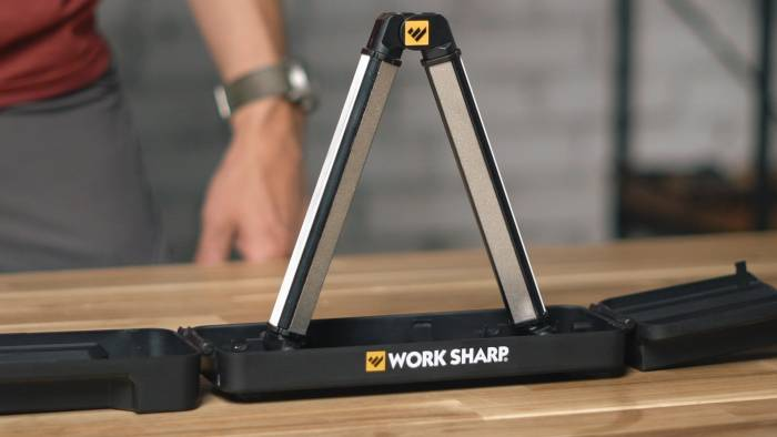 Work Sharp Angle Set Knife Sharpener
