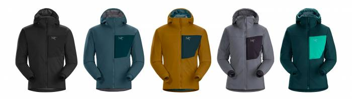 Arcteryx Proton LT Jacket Collage