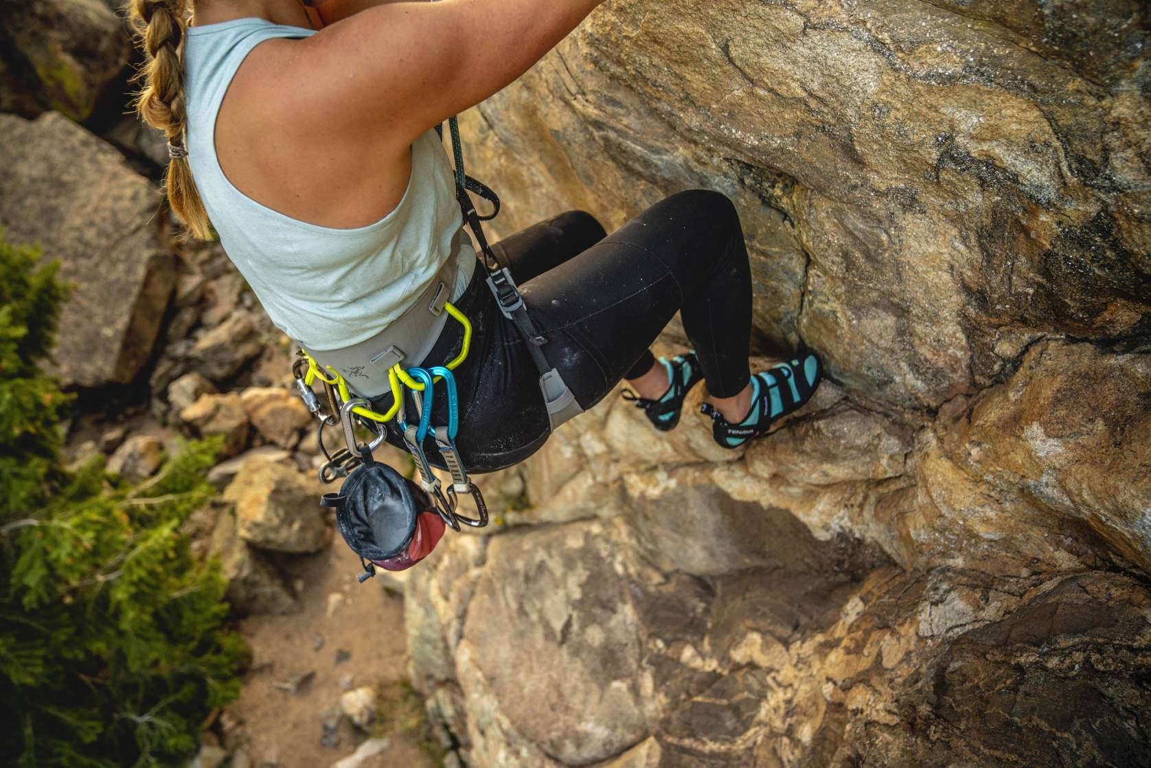 Climbing Harness for Women