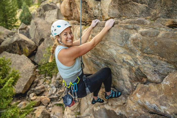 Climbing Harness Review