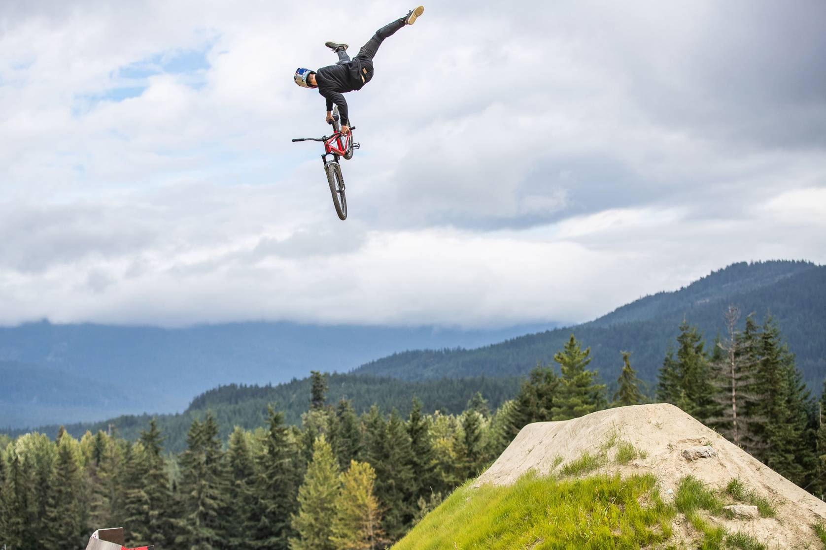 Crankworx Red Bull Joy Ride