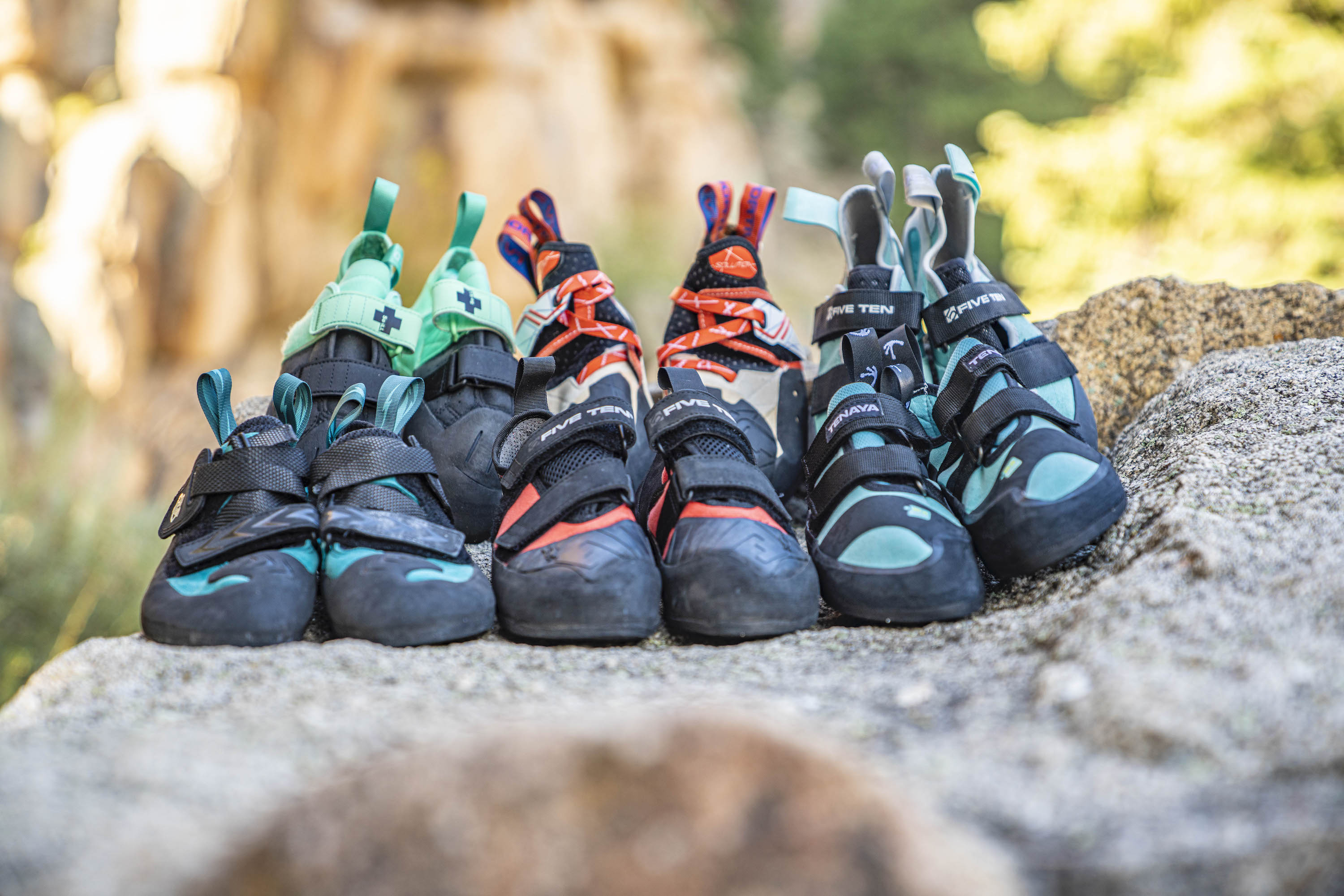 The Best Women's Climbing Shoes of 2020