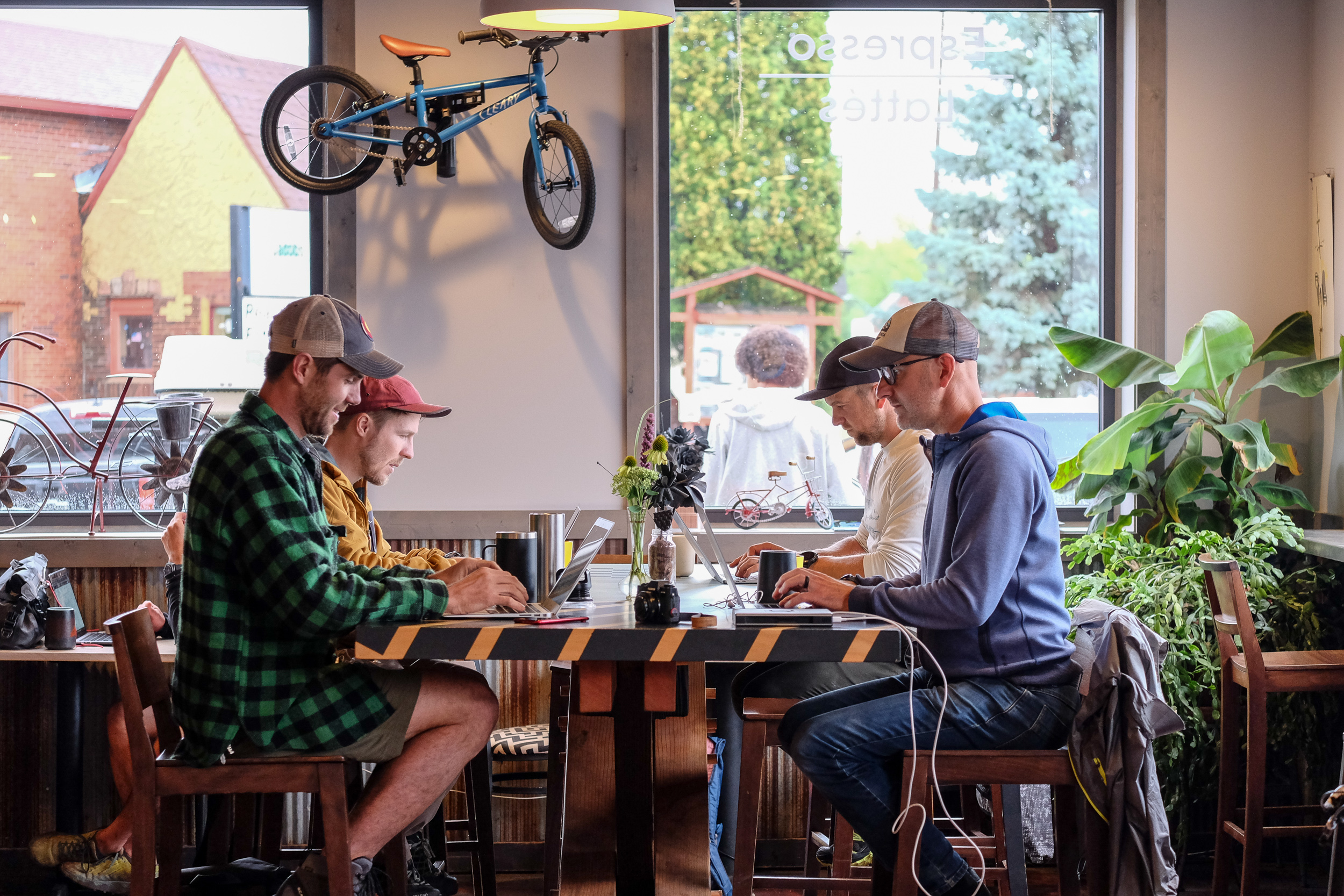 Go RVing - coffee shop