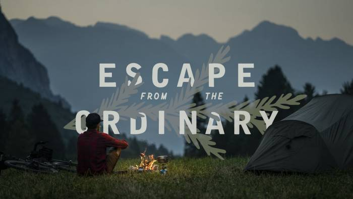 Watch: 'Escape From the Ordinary' Bike Film