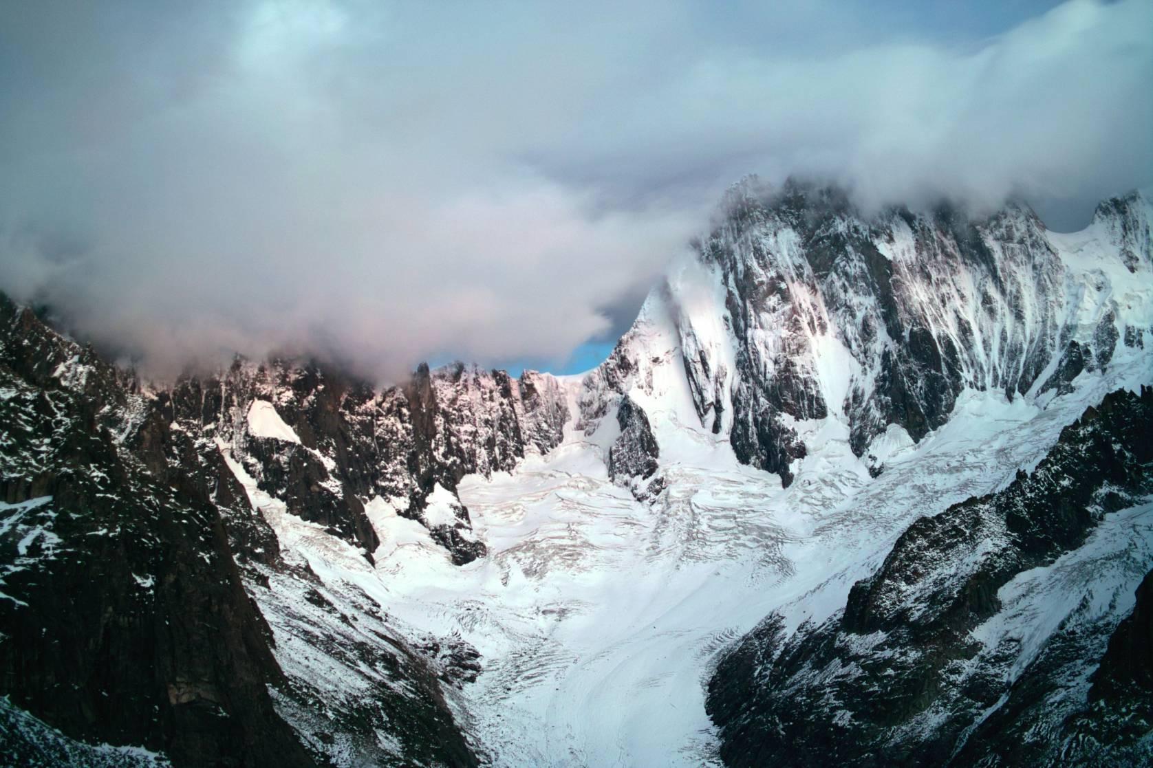 Evacuations, road closures set as Mont Blanc glacier nears collapse