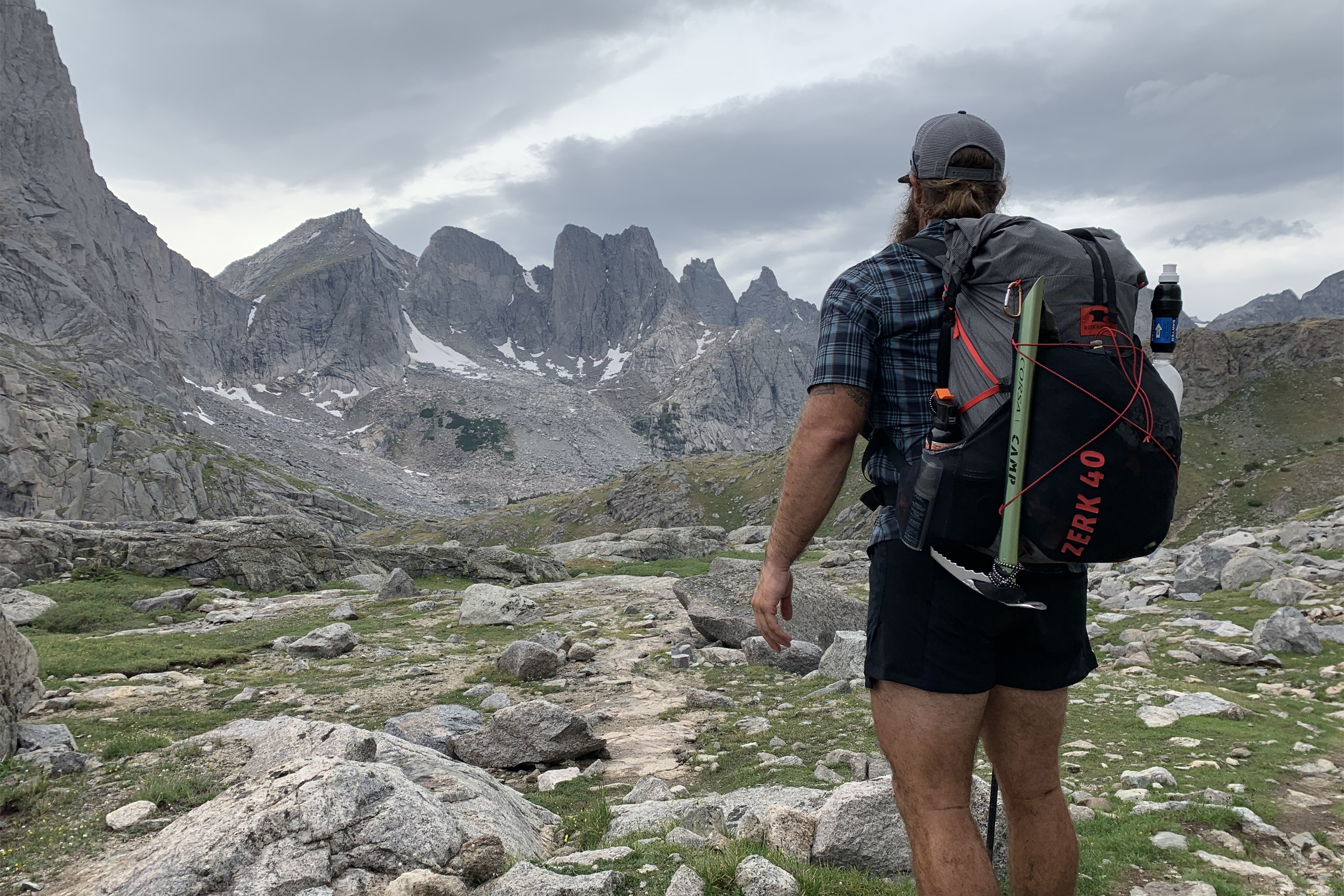 Hit the Trails Like 'The Real Hiking Viking'
