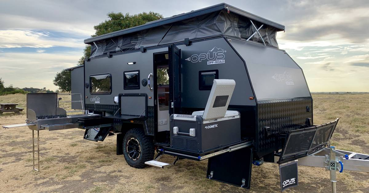 13 Rugged Campers To Pull Behind Your F 150 Gearjunkie